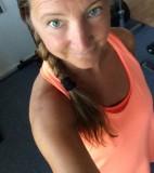 Anni Svensson 2016 träning