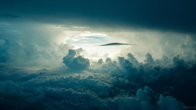"""Foto: """"Storm"""" av Kien Do"""
