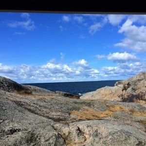 utsikt stuga Landsort