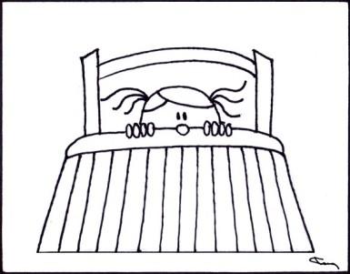 Annis säng
