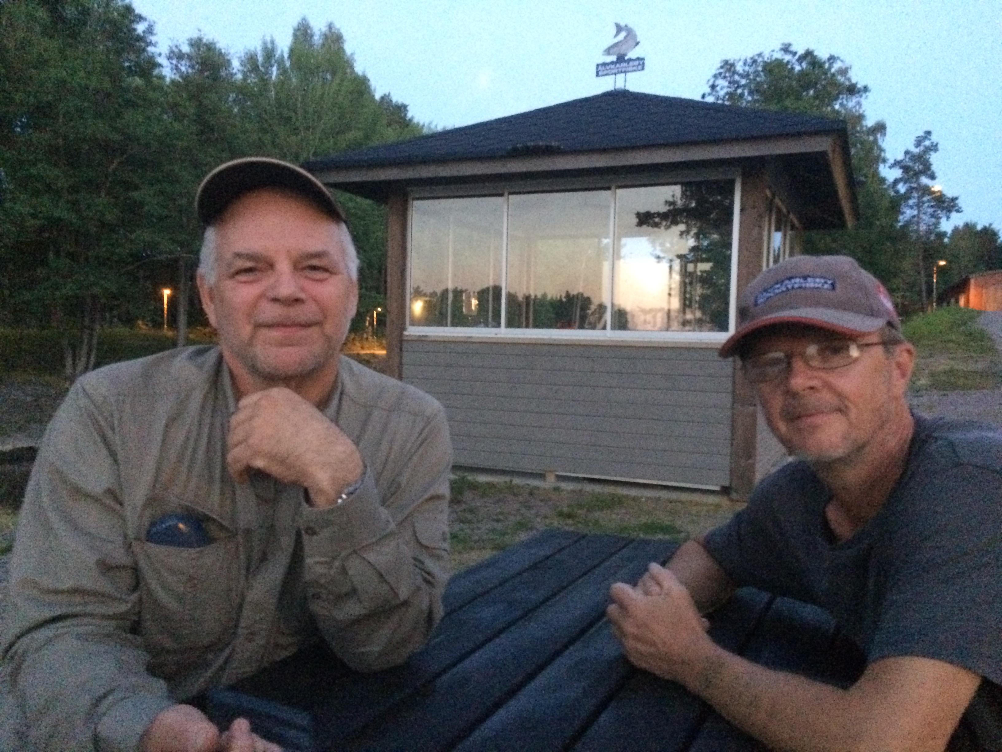 Peter och Uffe
